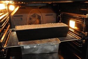 Chleb w piekarniku